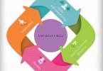 Daily monitoring virtuous circle