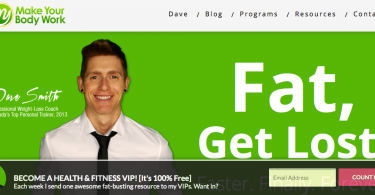 Dave Smith Fitness Website