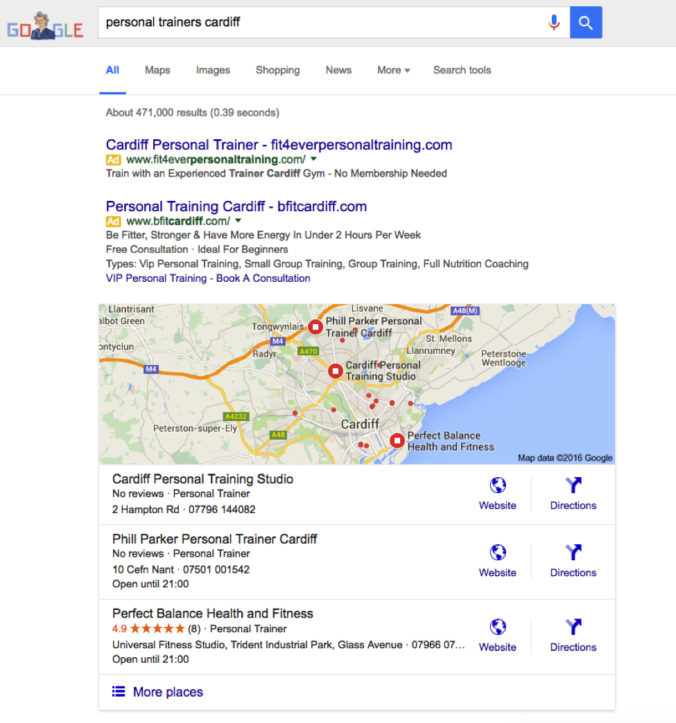 Seo Guide For Personal Trainers Get More Targeted Traffic