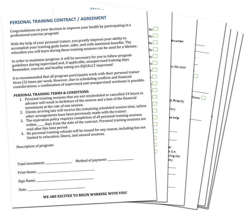 download all 9 forms in editable doc format customize them all