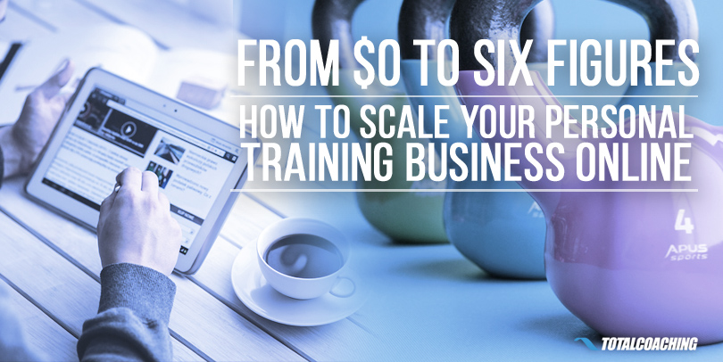 scale your personal training business