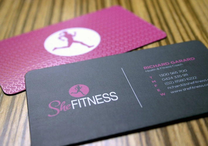 Tips For Promoting Your Personal Training Business INFOGRAPHIC - Personal trainer business cards templates