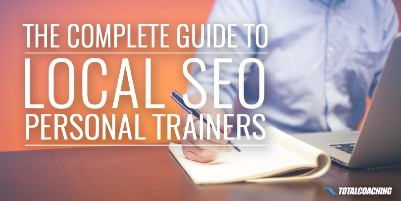 Local SEO for personal trainers