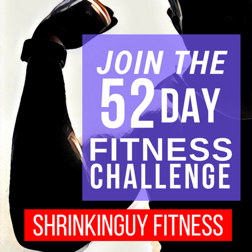 fitness challenge 52 day