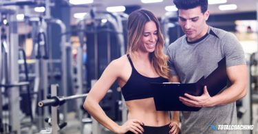 Get online personal training clients on LInkedin