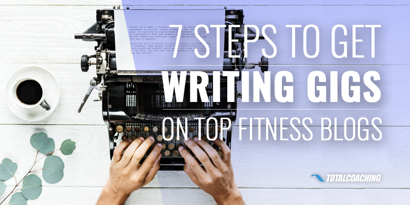 Guest posting on fitness blogs
