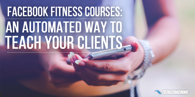 Facebook Fitness Courses