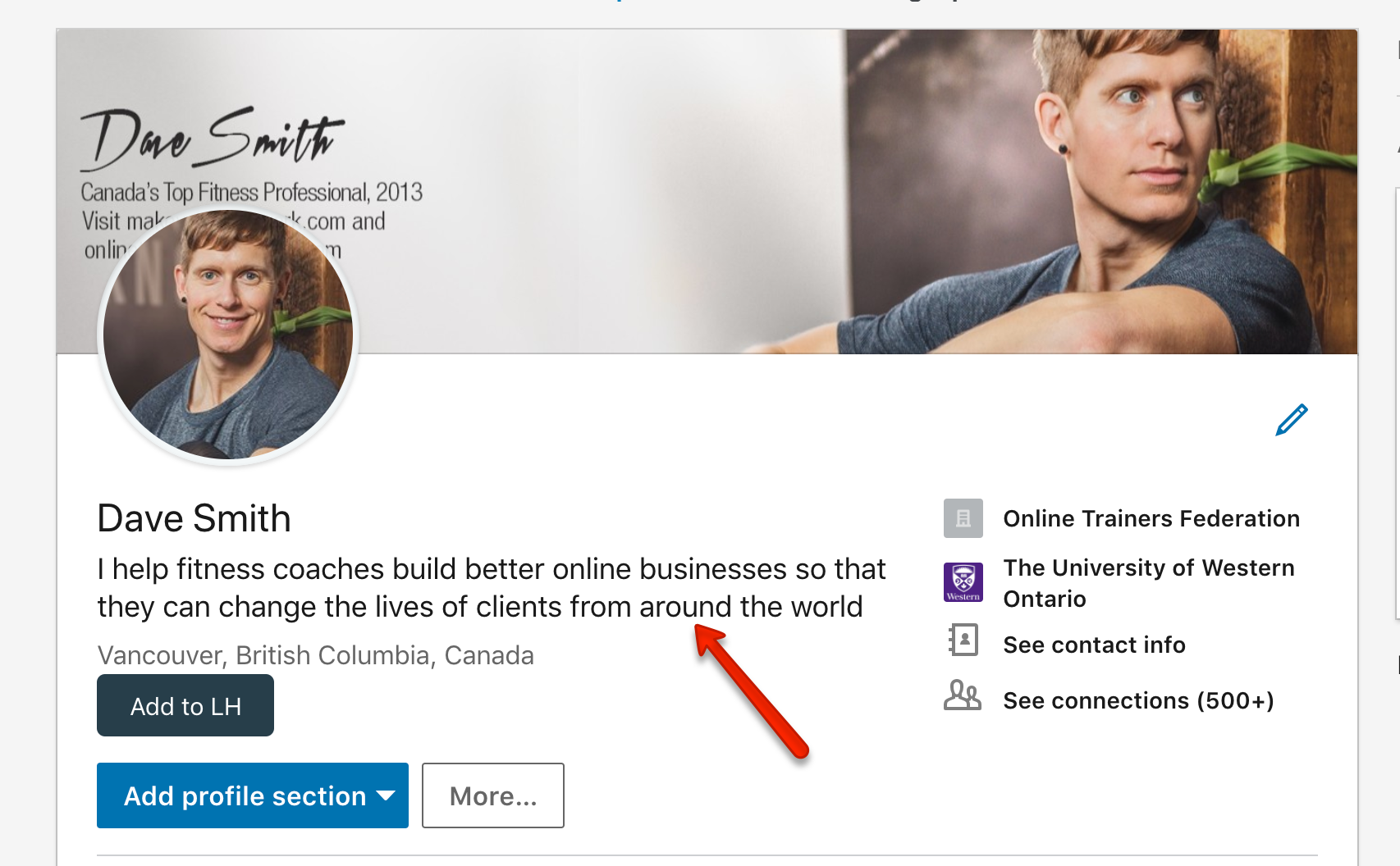 How to Tap Into Linkedin as a Goldmine for New Fitness Clients – The