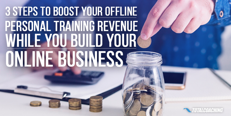 online personal training revenue